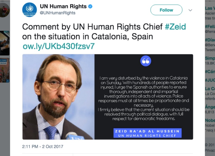 un-hr-tweet-catalonia